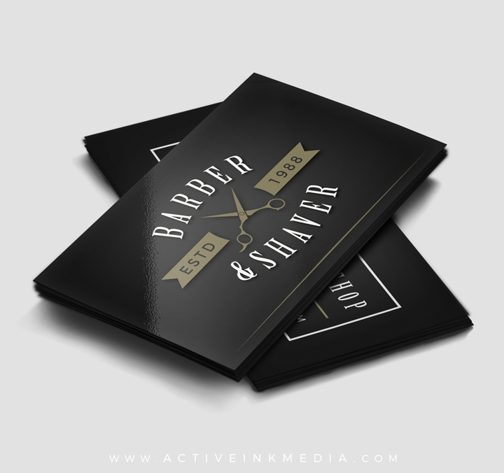 Barber cards idealstalist business cards free templates barber cards colourmoves